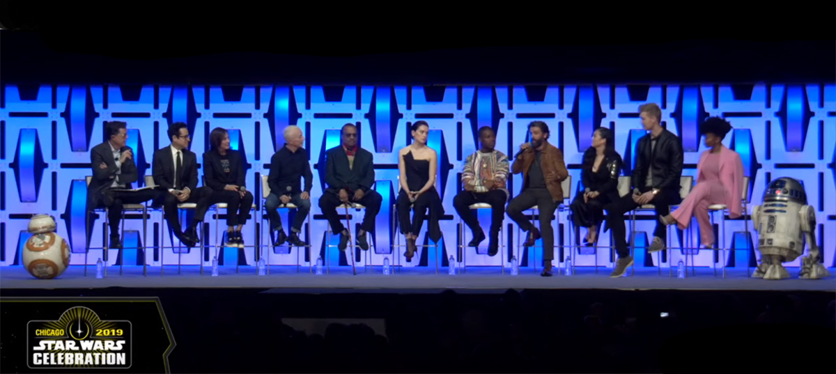 SWCC 2019: STAR WARS: EPISODE IX Panel Highlights