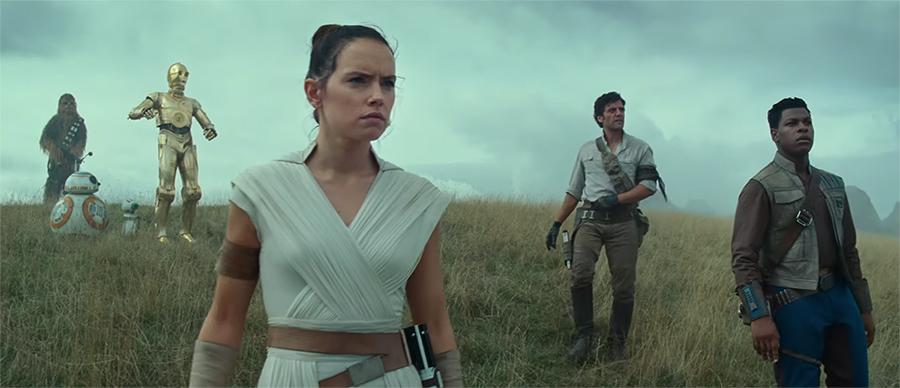 Still Image of Star Wars: The Rise of Skywalker