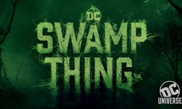 Check Out This Creepy First Look at SWAMP THING