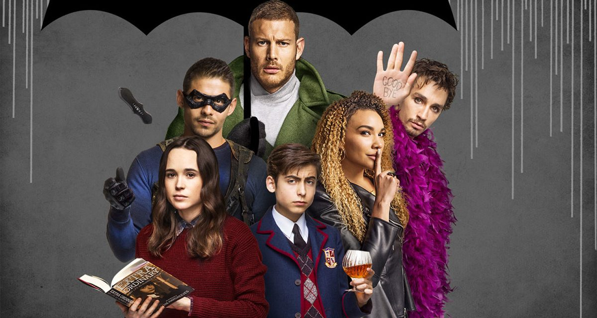 THE UMBRELLA ACADEMY Is Returning for a Second Season