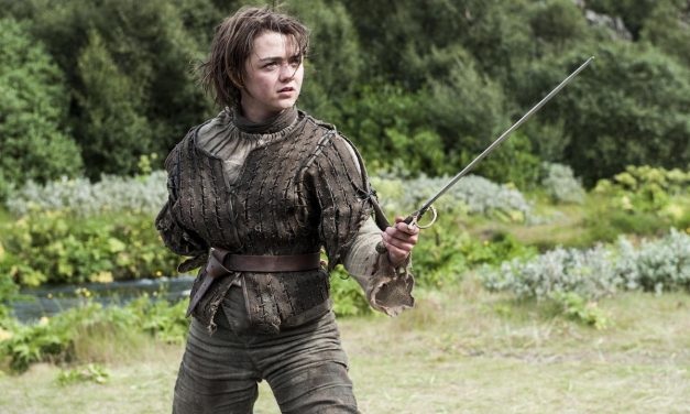 Geek Girl Authority Crush of the Week: ARYA STARK