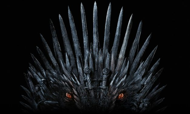 New GAME OF THRONES Poster Features the Iron Throne of the Dead