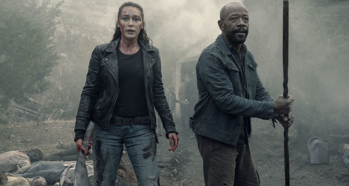 FEAR THE WALKING DEAD Trailer Features Second TWD Crossover