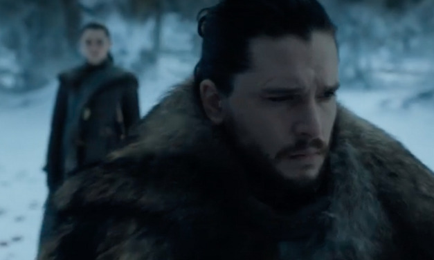 Arya Reunites with Jon in New GAME OF THRONES Teaser