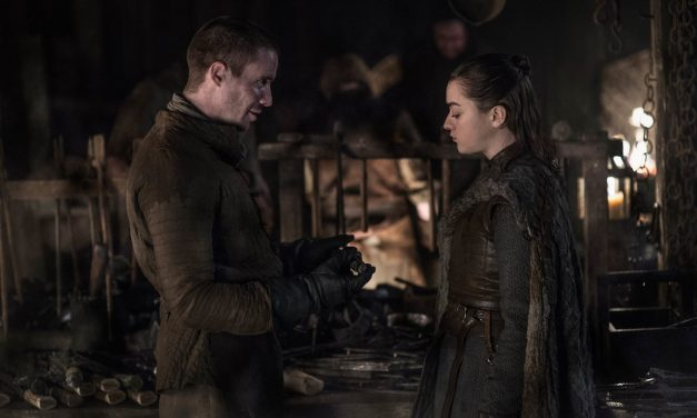 GAME OF THRONES Season 8 Theory: Arya Will Kill the Night King
