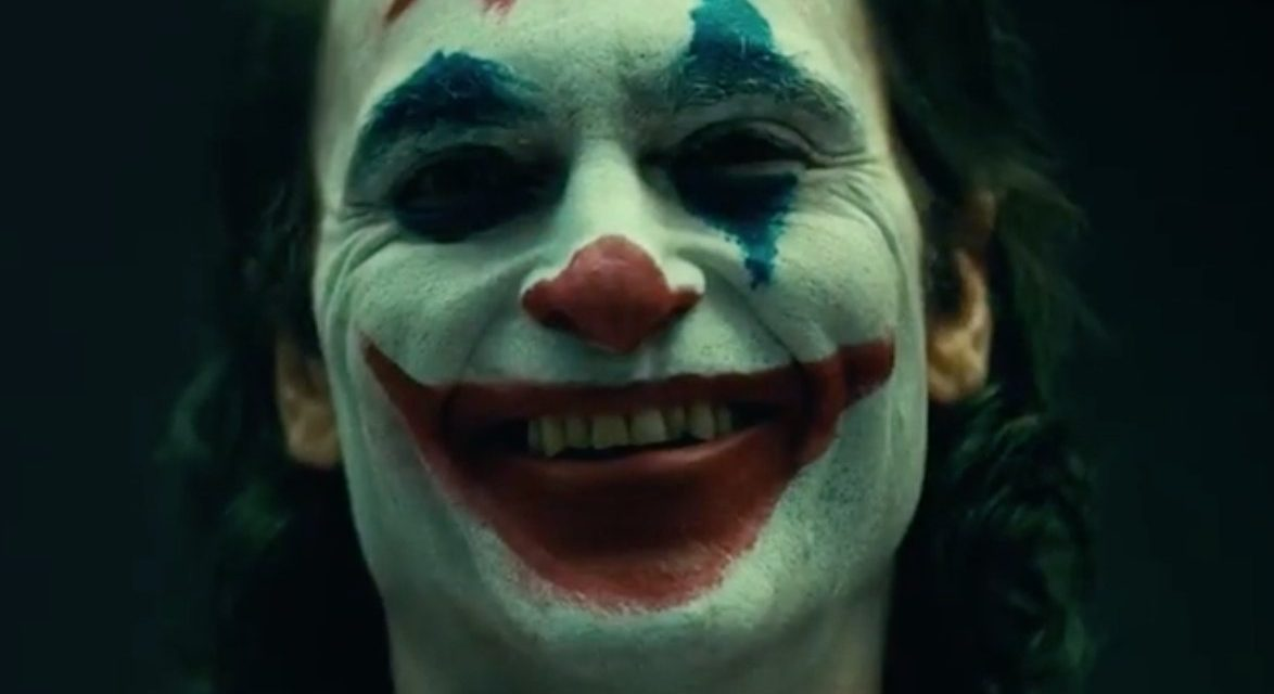 Smile! The JOKER Trailer is Here
