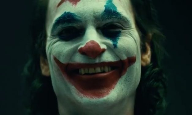 Smile! The JOKER Trailer is Here