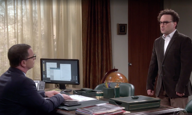THE BIG BANG THEORY Recap: (S12E20) The Decision Reverberation