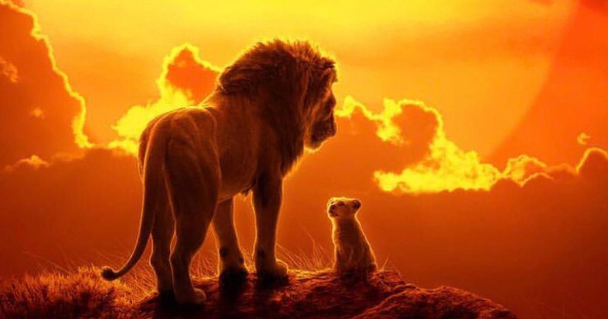 Simba's Journey Begins in New Trailer for Disney's THE LION KING