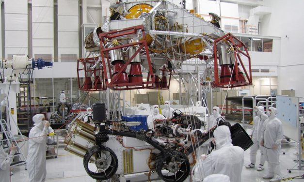 NASA Mars 2020 Rover Undergoing Tests and Assembly for Launch