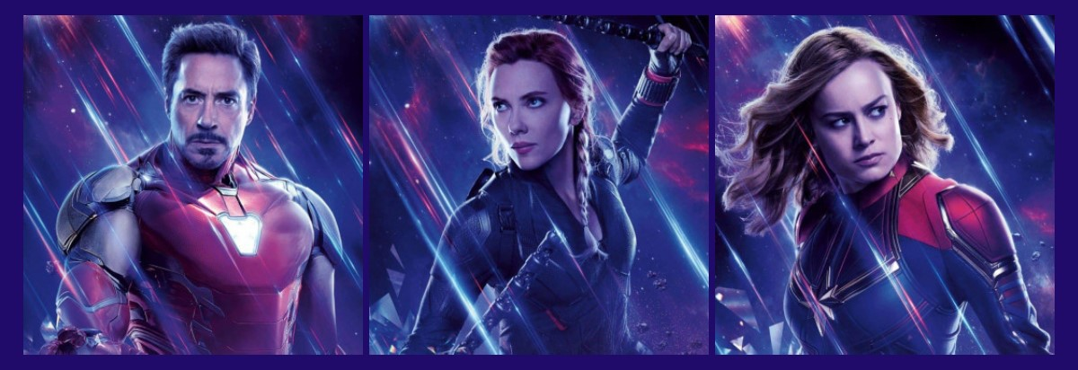 Marvel Releases Another Set of AVENGERS: ENDGAME Character Posters