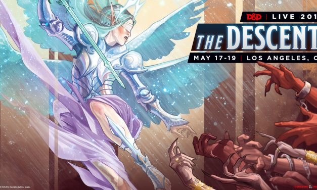 What We Know About D&D LIVE 2019: THE DESCENT