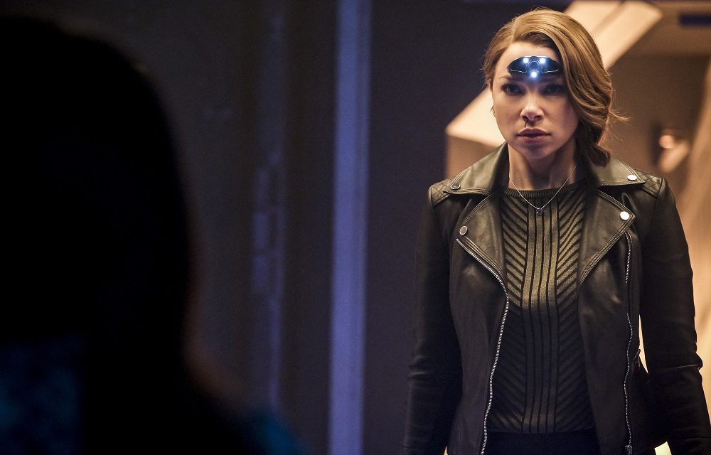 THE FLASH Recap: (S05E21) The Girl with The Red Lightning