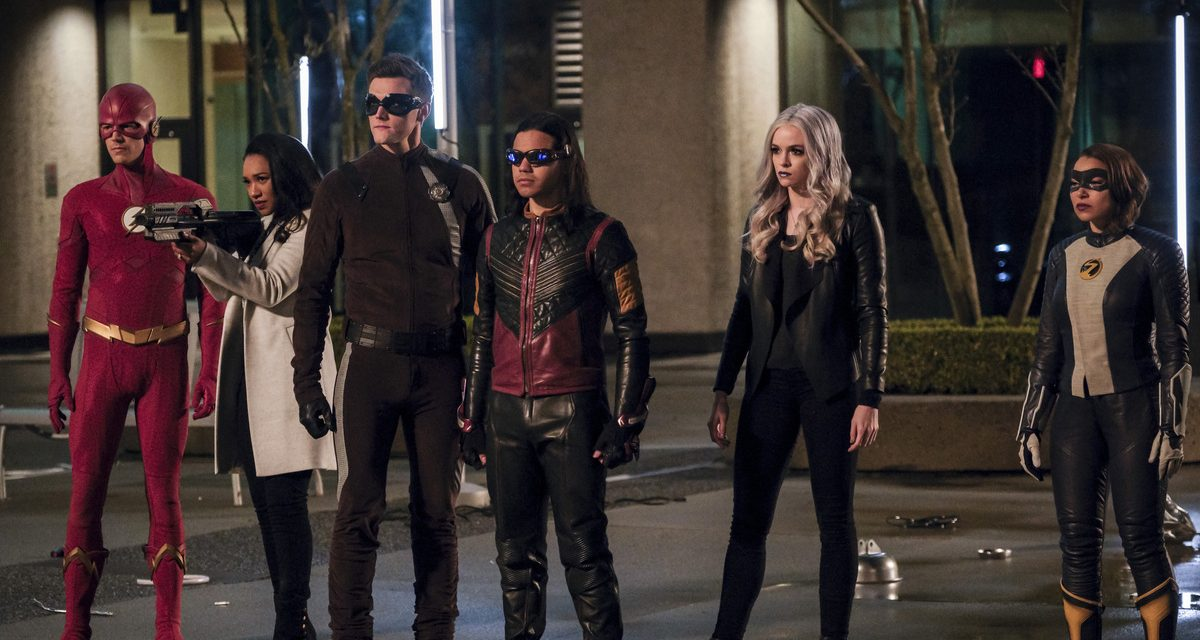 THE FLASH Season Finale Recap: (S05E22) Legacy