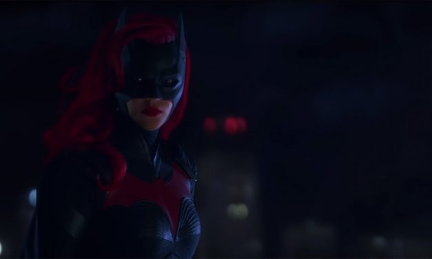 She's the Hero Gotham Needs in Debut BATWOMAN Trailer