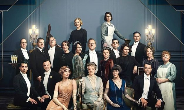 DOWNTON ABBEY Prepares for Royalty in New Trailer and Poster