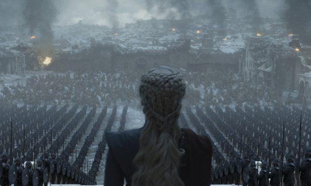 GAME OF THRONES Series Finale Recap: (S08E06): The Iron Throne