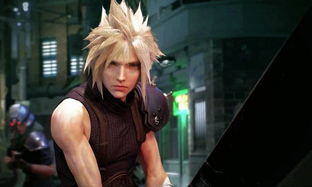 Square Enix Releases New FINAL FANTASY VII REMAKE Teaser Trailer