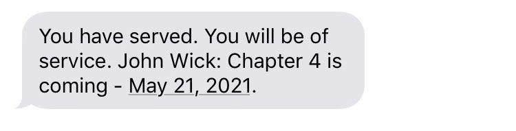 John Wick Chapter 4