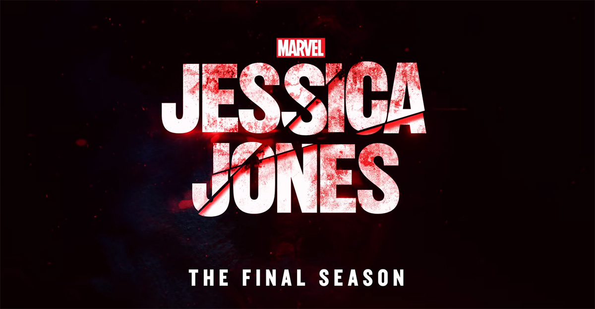 JESSICA JONES Announces Third and Final Season Premiere with Teaser