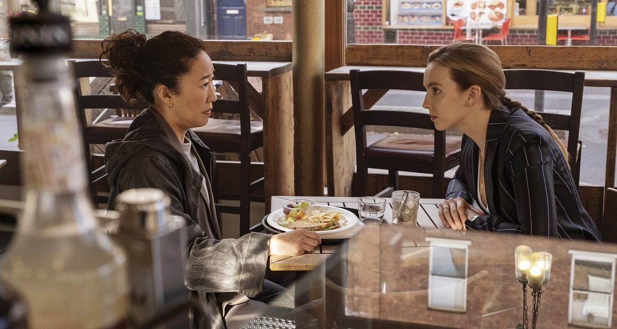 KILLING EVE Recap: (S02E06) I Hope You Like Missionary!