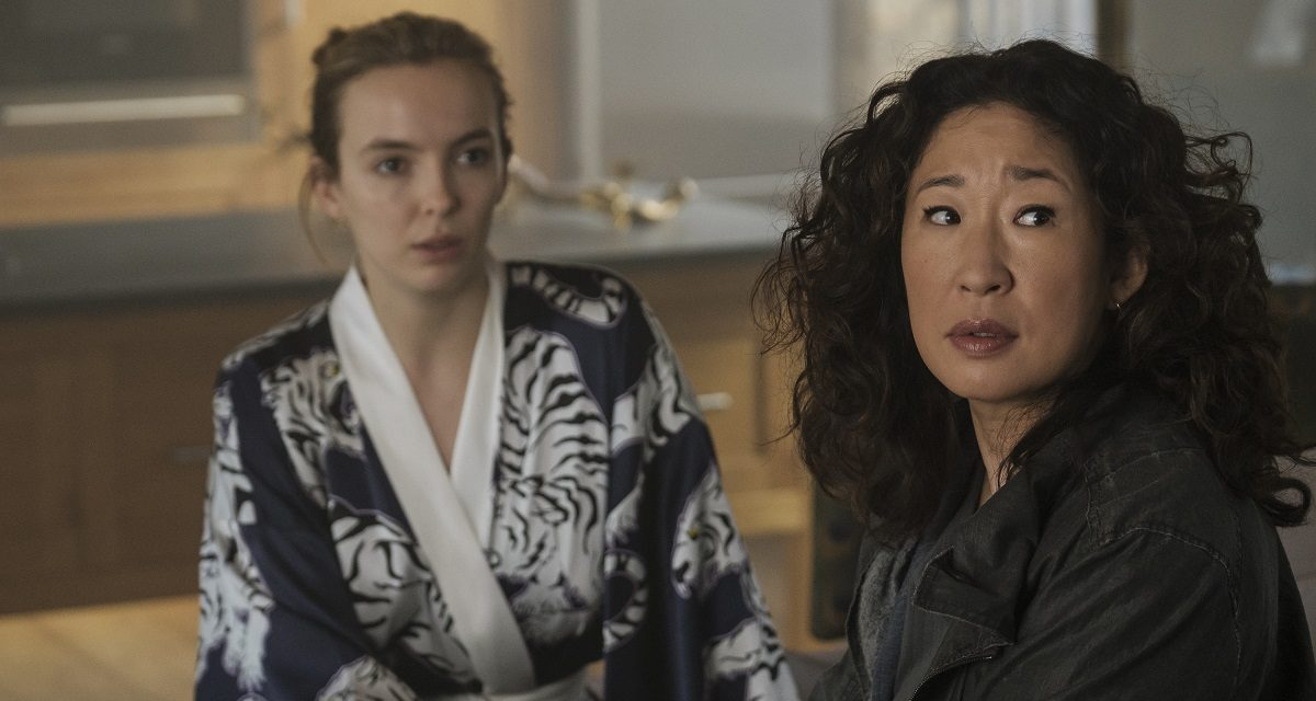 Here's All the Action You Missed in KILLING EVE Season 2