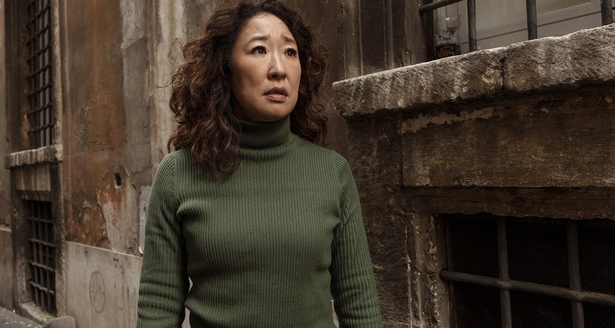 KILLING EVE Season Finale Recap: (S02E08) You're Mine