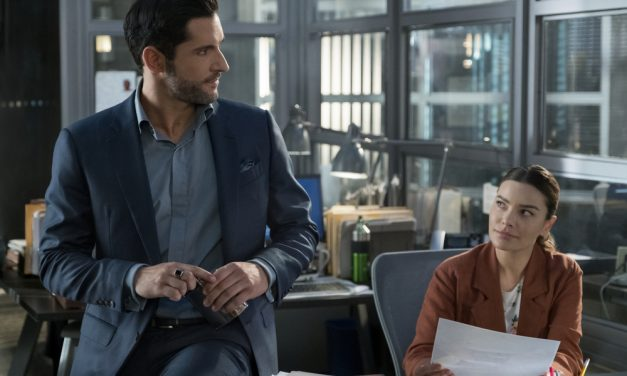 LUCIFER: (S04E01) Everything's Okay