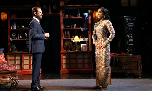M. BUTTERFLY: Identity, Deception and Love During China's Cultural Revolution