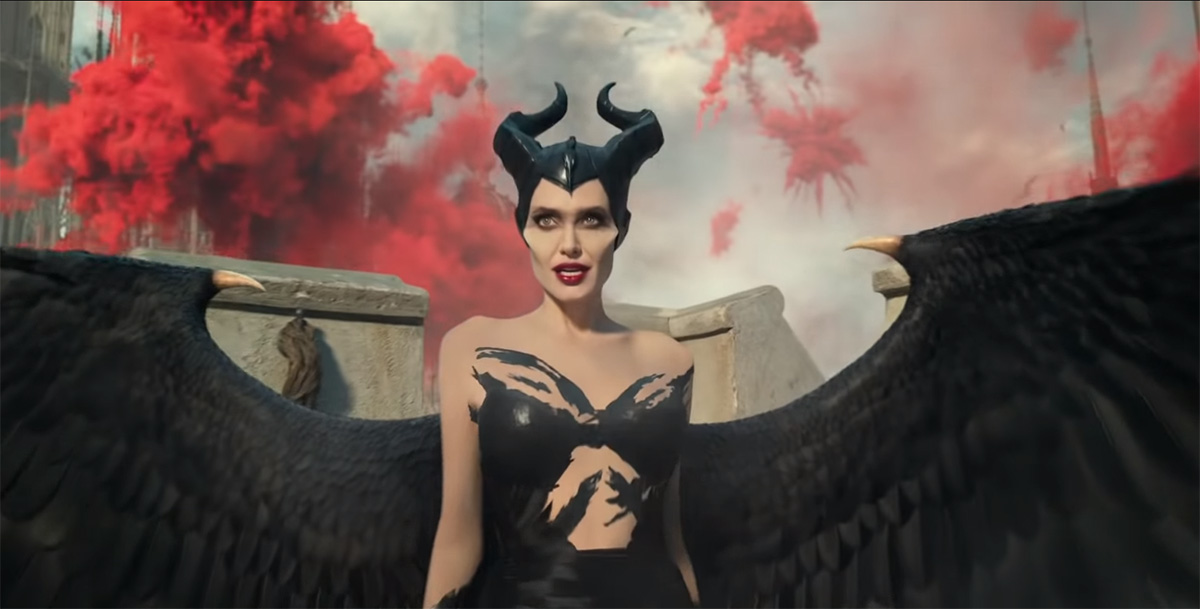The Queen of Darkness Rises in MALEFICENT: MISTRESS OF EVIL Teaser