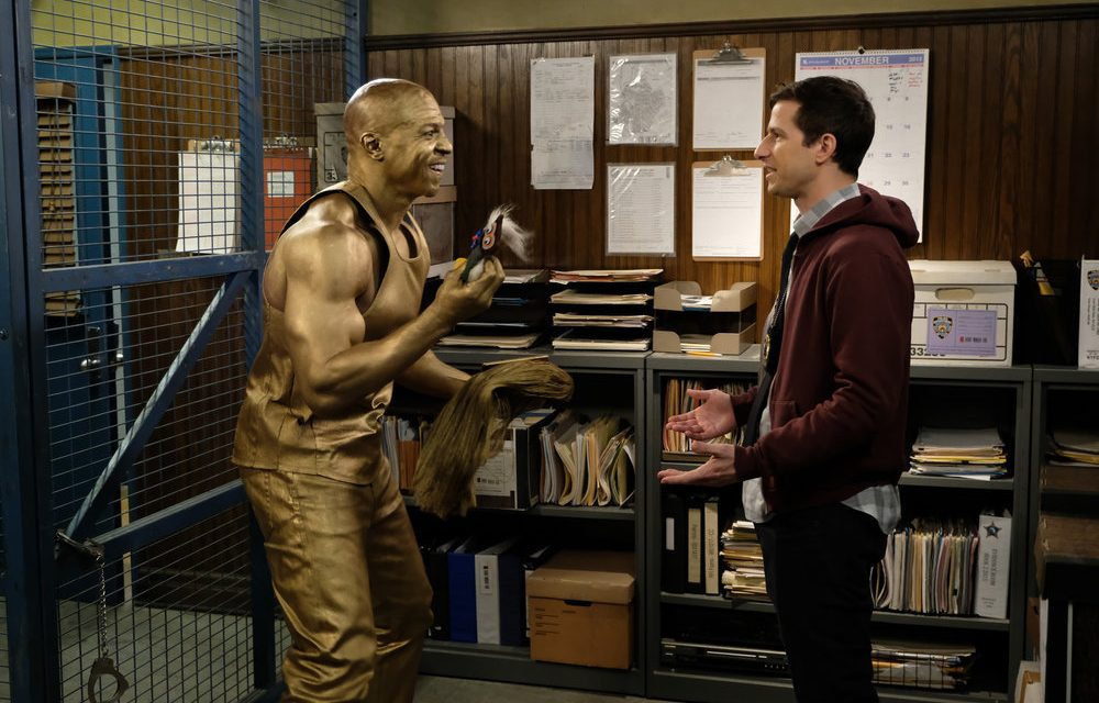 BROOKLYN NINE-NINE Recap: (S06E16) Cinco de Mayo