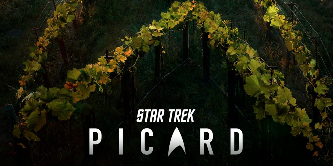STAR TREK: PICARD Teaser Questions Jean-Luc's Retirement