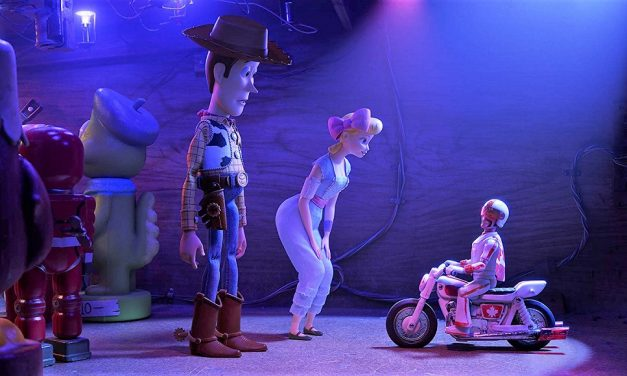 New TOY STORY 4 Trailer Teams Up Sheriff Woody with Duke Caboom