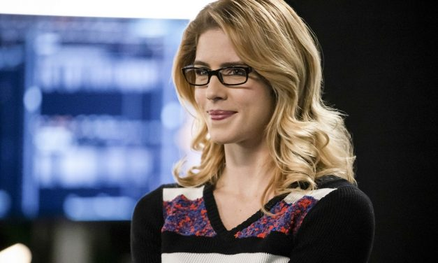 Geek Girl Authority Crush of the Week: FELICITY SMOAK
