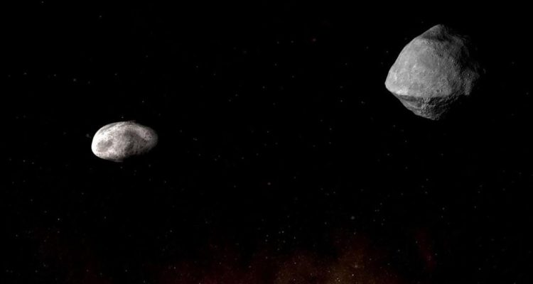 An Asteroid With Its Own Moon Will Fly By Earth This Weekend