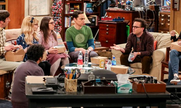 THE BIG BANG THEORY Recap: (S12E21) The Plagiarism Schism