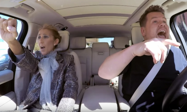 Celine Dion Was on Carpool Karaoke and It Is Joyfully Insane