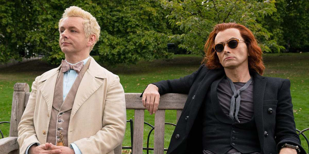 GOOD OMENS Series Premiere Recap: (S01E01) In The Beginning