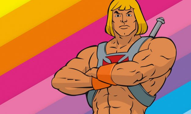 MASTERS OF THE UNIVERSE Promo Poster Confirms Coming Movie Release