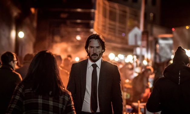 The Bounty Is Raised in New JOHN WICK: CHAPTER 3 – PARABELLUM TV Spot