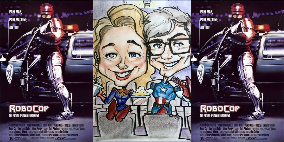 Marvel Us Podcast Ep 62 – ROBOCOP (1987)