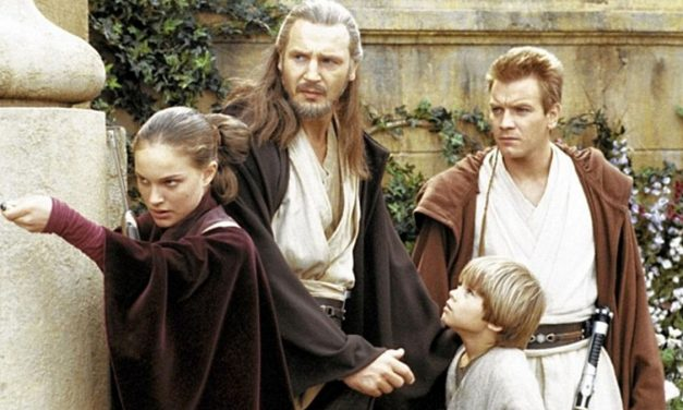 How STAR WARS: THE PHANTOM MENACE Defined My Childhood