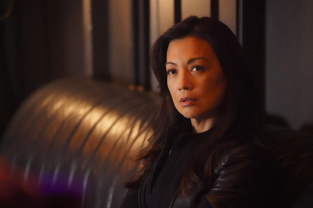 Agent May finds answers in Marvel's Agents of S.H.I.E.L.D.