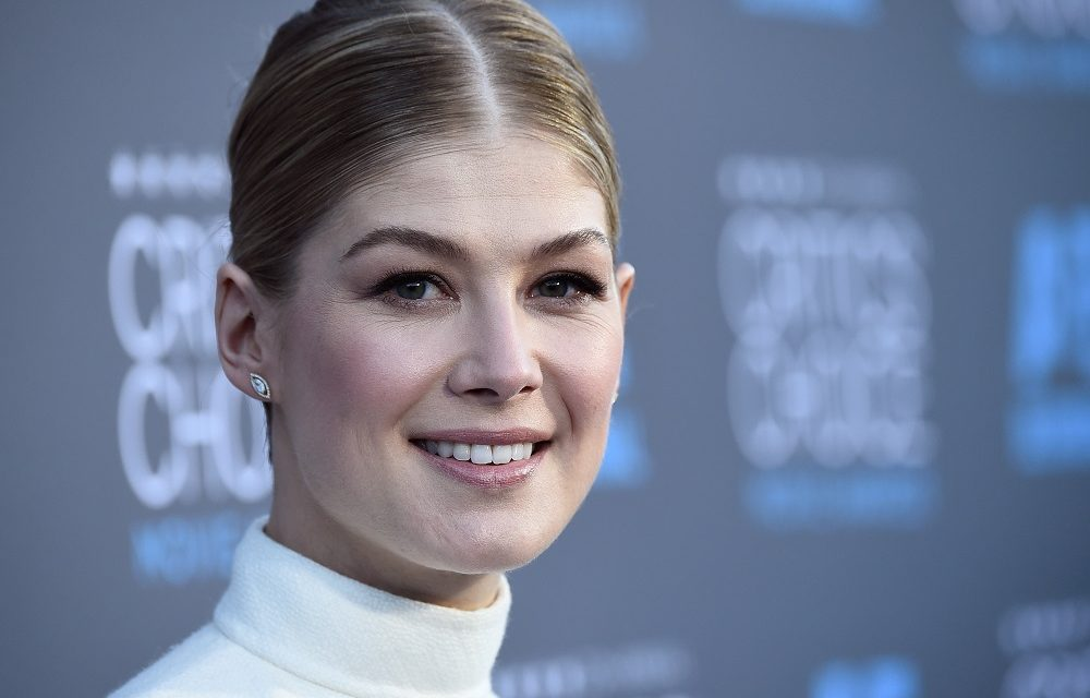 Amazon's THE WHEEL OF TIME Cast Rosamund Pike in Lead Role