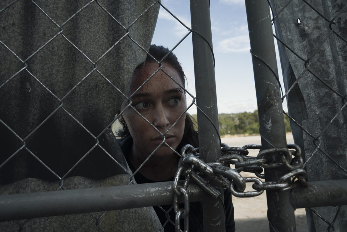 Alicia in Fear the Walking Dead