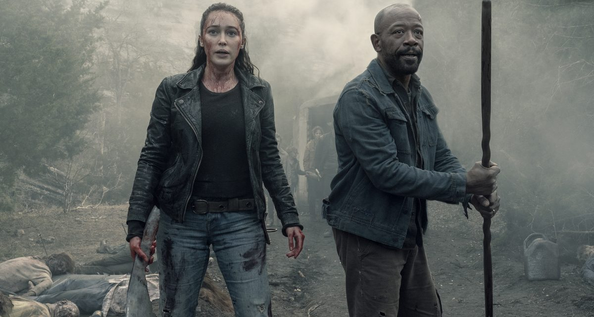 FEAR THE WALKING DEAD Season Premiere Recap: (S05E01) Here to Help