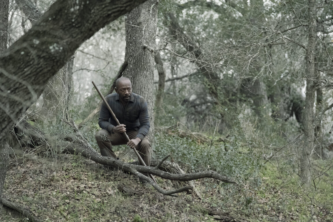 Morgan searches for Al on Fear the Walking Dead