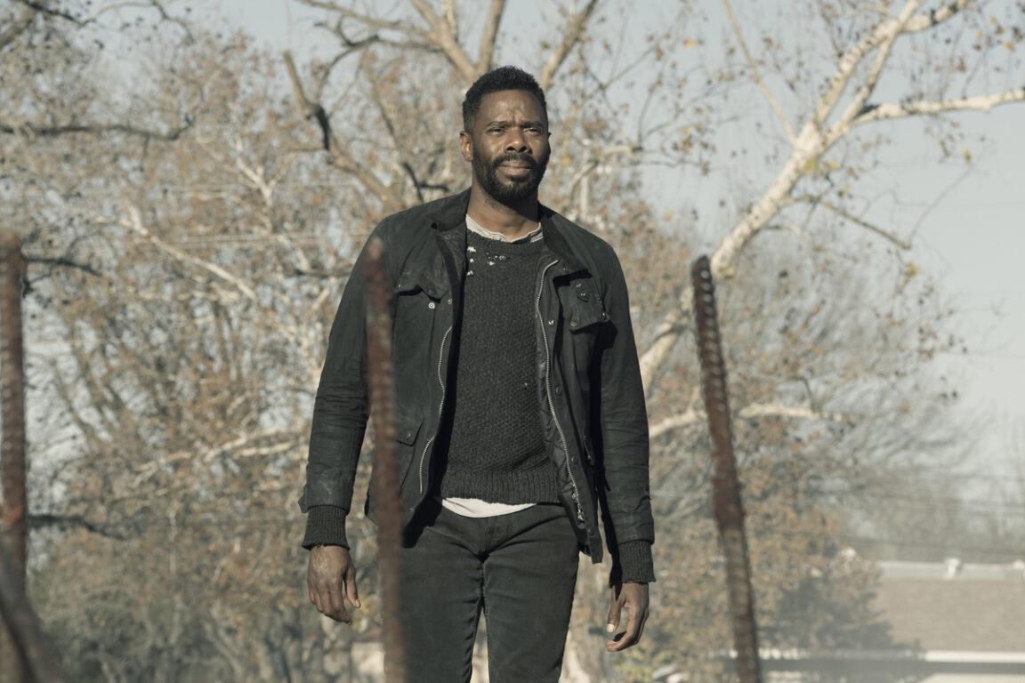Strand leaves empty handed on Fear the Walking Dead