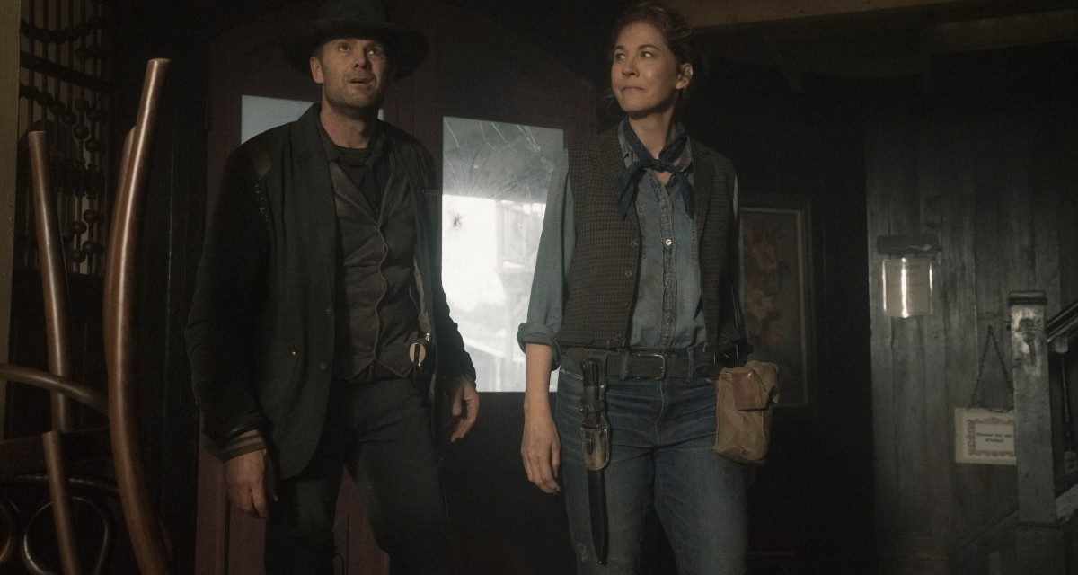 FEAR THE WALKING DEAD Recap: (S05E03) Humbug's Gulch
