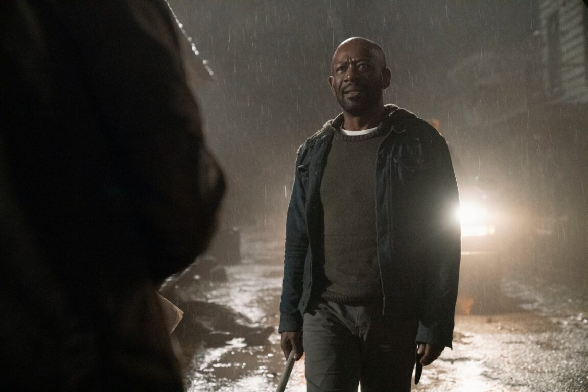 Morgan greets a familiar face in Fear the Walking Dead
